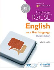 Cambridge IGCSE First Language English