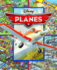 Disney Planes Look and Find Fire and Rescue