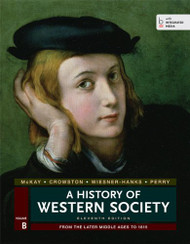 History of Western Society Volume B