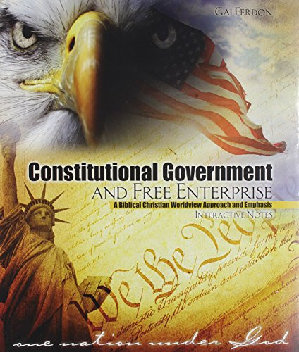 Constitutional Government and Free Enterprise