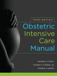 Obstetric Intensive Care Manual