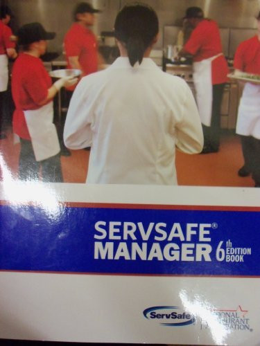 SERVSAFE MANAGER BOOK