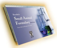 Boothe's Small Animal Formulary