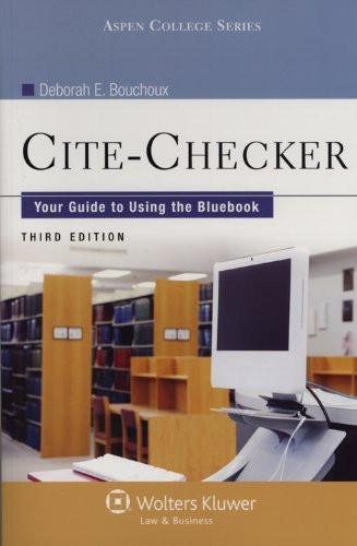Cite-Checker
