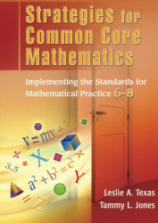 Common Core Math Book Strategies for Common Core Mathematics