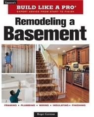 Remodeling A Basement