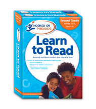 Hooked On Phonics Learn To Read Grade Complete