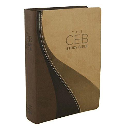 Ceb Study Bible Decotone