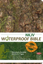 Waterproof Bible Nkjv Camouflage
