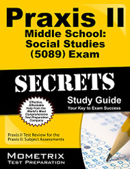 Praxis Middle School Social Studies Secrets Study Guide
