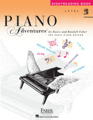 Level 2B Sightreading Book Faber Piano Adventures