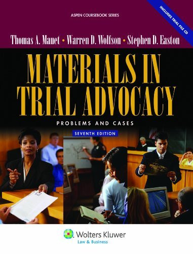 Materials In Trial Advocacy