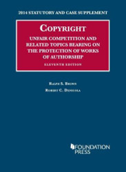 Copyright Unfair Competition and Related Topics