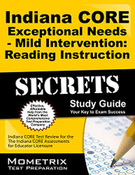 Indiana Core Exceptional Needs Mild Intervention