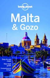 Lonely Planet Malta and Gozo