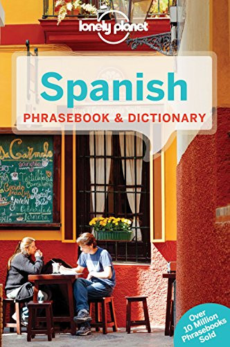 Lonely Planet Spanish Phrasebook and Dictionary