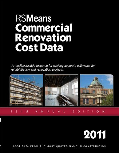 2013 Rsmeans Commercial Renovation Cost Data