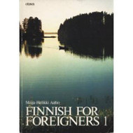 Finnish For Foreigners 1 Text Book