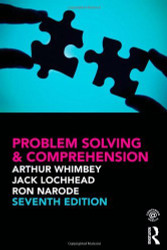 Problem Solving And Comprehension