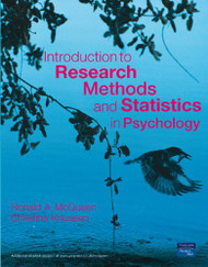 Introduction to Research Methods and Statistics In Psychology A Practical Guide for the Undergraduate Researcher