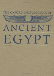 Oxford Encyclopedia of Ancient Egypt