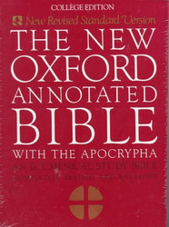 New Oxford Annotated Bible with the Apocrypha NRSV