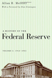 History Of The Federal Reserve Volume 1