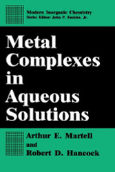 Metal Complexes In Aqueous Solutions