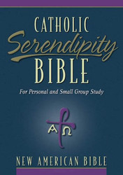 Catholic Serendiptiy Bible For Personal And Small Group Study