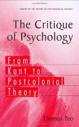 Critique of Psychology