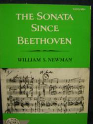 Sonata Since Beethoven
