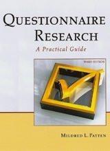 Questionnaire Research
