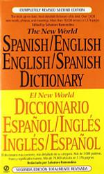 New World Spanish/English English/Spanish Dictionary