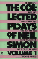 Collected Plays Of Neil Simon Volume 1