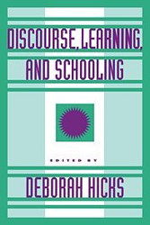 Discourse Learning and Schooling