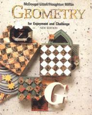 McDougal Littell Geometry for Enjoyment and Challenge