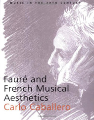 Fauré and French Musical Aesthetics