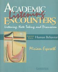 Academic Listening Encounters