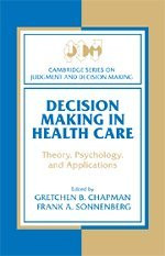 Decision Making In Health Care