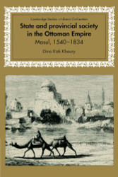 State and Provincial Society In the Ottoman Empire