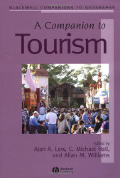 Wiley Blackwell Companion to Tourism