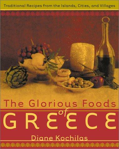 Glorious Foods Of Greece