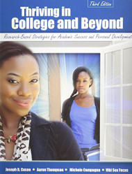 Thriving In College And Beyond -  Joe Cuseo