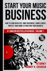 Start Your Music Business How to Earn Royalties Own Your Music Sample Music