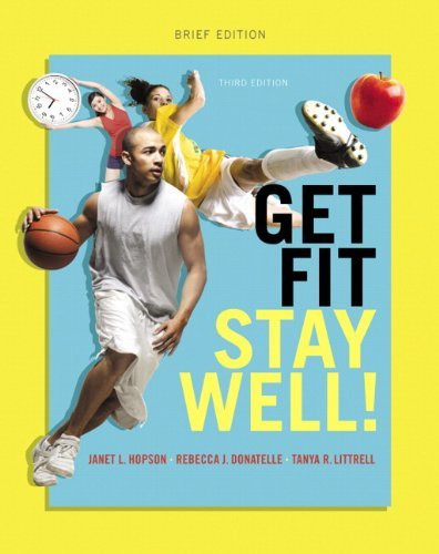Get Fit Stay Well! Brief Edition