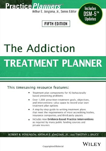 Addiction Treatment Planner