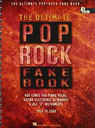 Ultimate Pop/Rock Fake Book