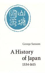 History Of Japan 1334-1615