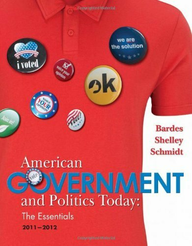 American Government And Politics Today The Essentials