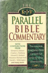 Kjv Parallel Bible Commentary